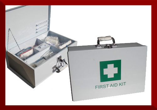 First Aid Kits ... Roller Bandage
